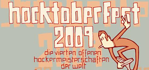 Hocktoberfest 2009