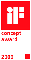 IF Concept Award 2009 SALZIG Sporthocker