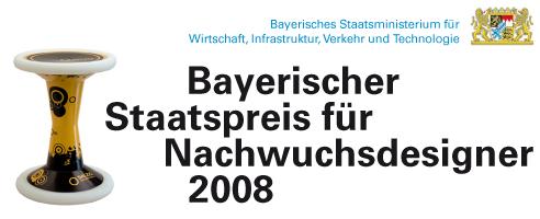 Sporthocker Bayerischer Staatspreis 2008 Hocker Designpreis SALZIG