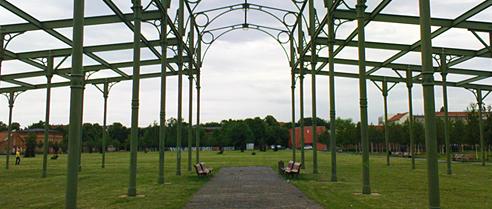 Standort für das 1. Berliner Sporthocker Training