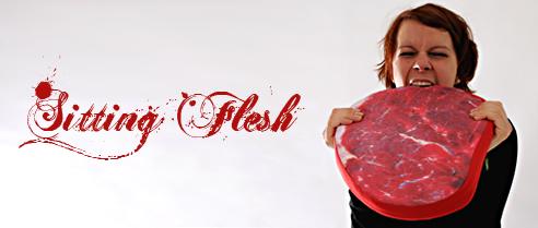 SALZIG Sitting Flesh, das Kissen für Dein Sitzfleisch
