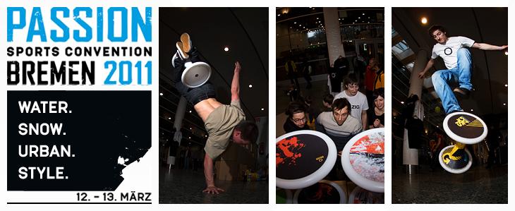 Passion 2011 - SALZIG Sporthocker