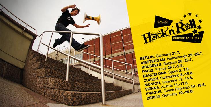 Hock'n'Roll Europa Tour 2011